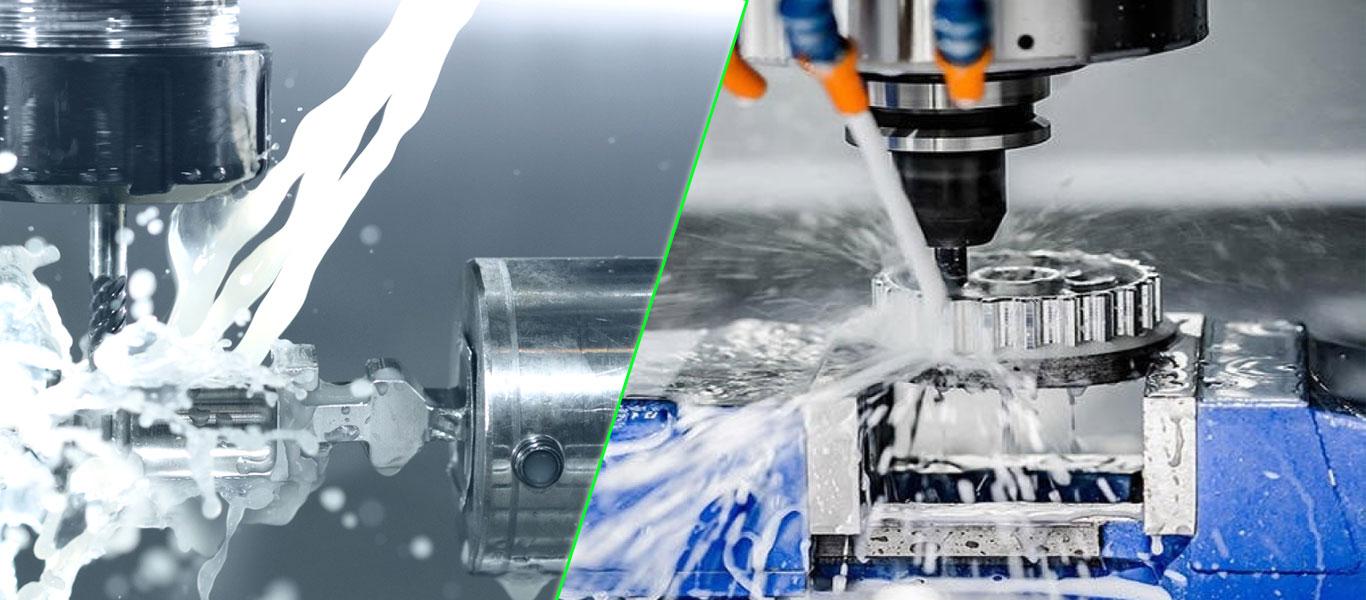 CNC Soğutma Sıvıları - Bor Yağları