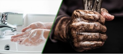 Sıvı El Temizleyici - Endüstriyel Temizlik Ürünleri